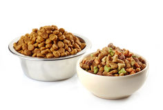 Pets food Royalty Free Stock Image