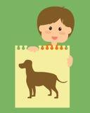 Pets love design Royalty Free Stock Photos