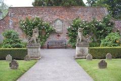 Pets o cemitério Fotos de Stock Royalty Free
