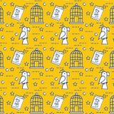 Pets shop set icons pattern vector illustration
