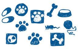 Pet's stuff Stock Photo