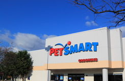 PetSmart Store Royalty Free Stock Photography