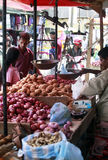 Pettah market Royalty Free Stock Photo