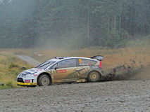 Petter Solberg Photo stock