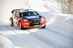 Petter Solberg Royalty Free Stock Photos