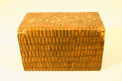 Petti di legno Fotografia Stock