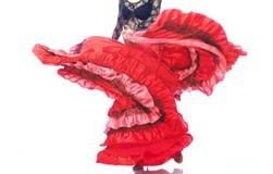 Petticoat aciganado Fotos de Stock