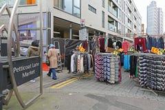 Petticoat Lane London Stock Photography