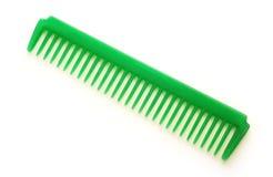 Pettine verde Fotografia Stock