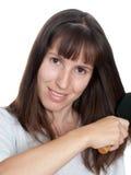 Pettini i capelli Immagini Stock