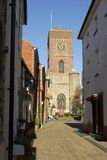 Petworth in West Sussex. England Royalty Free Stock Images