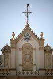 Peu d'église Image libre de droits