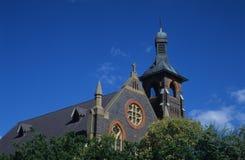 Peu d'église dans la ville de Tenterfield de l'Australie Photographie stock