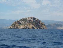 Peu d'île Image stock