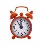 Peu d'horloge d'alarme Image stock