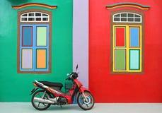 Peu d'Inde - Singapour Photo stock