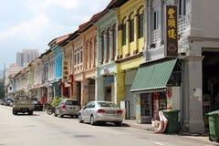 Peu d'Inde - Singapour Images stock