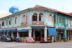 Peu d'Inde - Singapour Images libres de droits