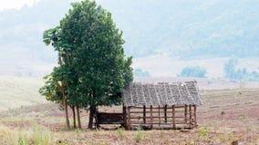 Peu de cottage de Kalang, grande vallée image libre de droits
