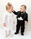Peu de couples mignons Photographie stock libre de droits