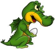 Peu de dragon Image stock