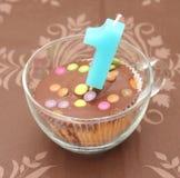 Peu de gâteau Image libre de droits