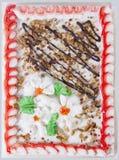 Peu de gâteau Photographie stock