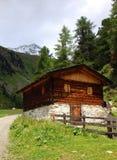 Peu de hutte Photo libre de droits