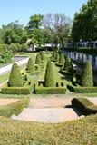 Peu de jardin français de type Photo libre de droits