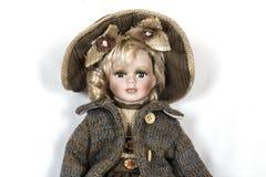 Peu de jouet de poupée Image stock