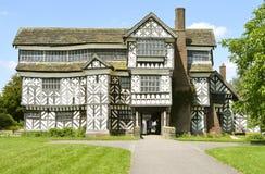 Peu de Moreton Hall photos stock
