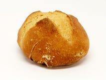 Peu de pain sur le fond blanc Photographie stock