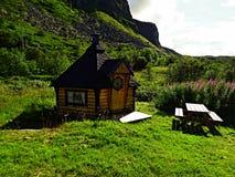 Peu de paradis de hobbit photo stock
