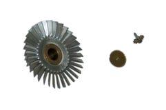 Peu de turbine Photographie stock libre de droits
