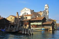 Peu de Venise Photos stock