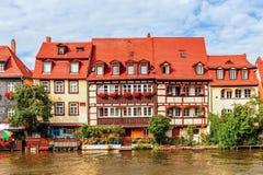 Peu de Venise Bamberg Photo stock