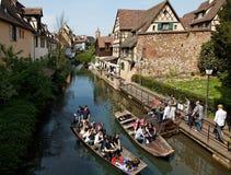 Peu de Venise-Colmar Images stock