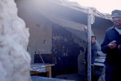 Peu de voyage vers l'Asie centrale images libres de droits