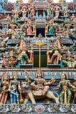 Peu Indien, Singapour Photo libre de droits