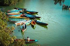 Peu lac Images libres de droits