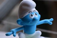 Peu Smurfs bleu, Smurf photographie stock