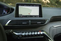 Peugeot 3008 arkivfoton