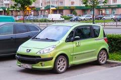Peugeot 1007 zdjęcia stock