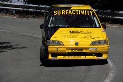 Peugeot 106 συνάθροιση Στοκ φωτογραφία με δικαίωμα ελεύθερης χρήσης