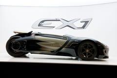 Peugeot 1 EX imagem de stock royalty free