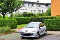 Peugeot 207 Lizenzfreies Stockbild