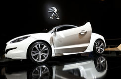 Peugeot 208 Royalty Free Stock Photography