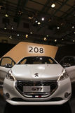 Peugeot 208 obraz stock