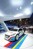 Peugeot 208 RS sport hatchback Royalty Free Stock Photos