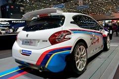 Peugeot 208 T16 Stock Image